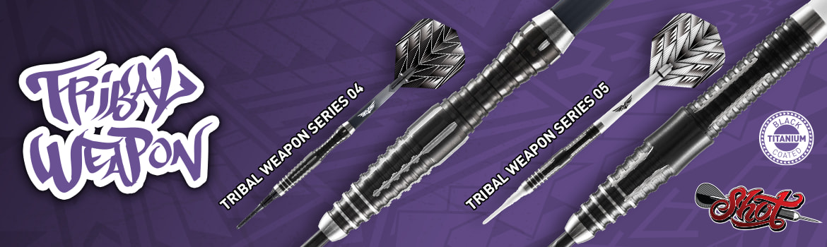 A-Z Darts offers a large selection of soft and steel tip darts